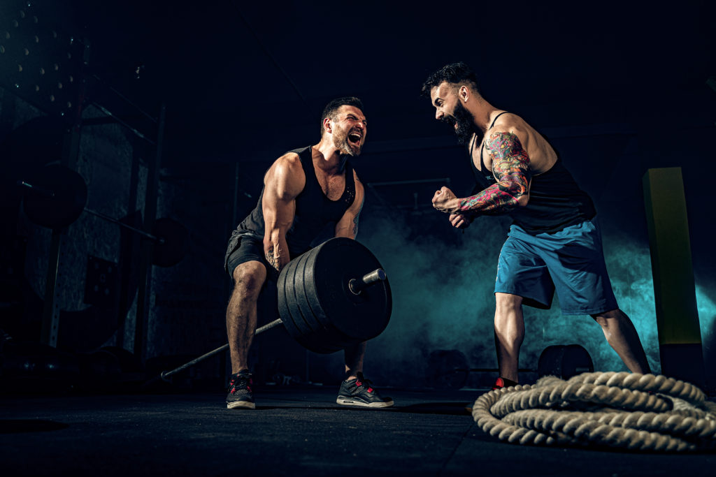 """Finding a """"workout buddy"""" might be very encouraging and motivational."""