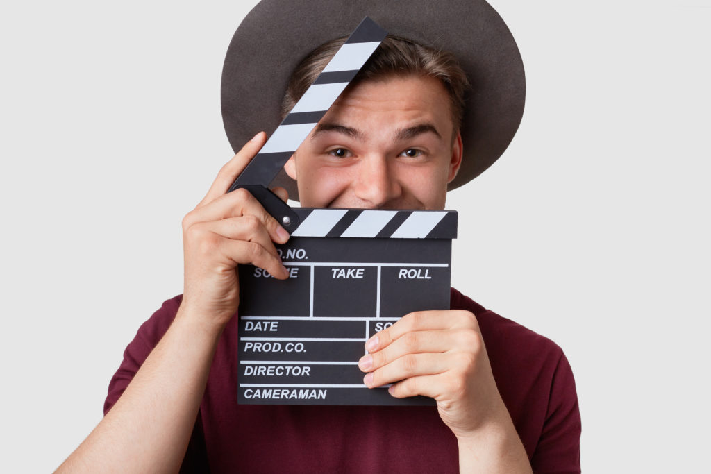 A Filmmaker with a positive mindset can make a huge difference. Smiling and keeping things positive is one of the qualities of a successful filmmaker.