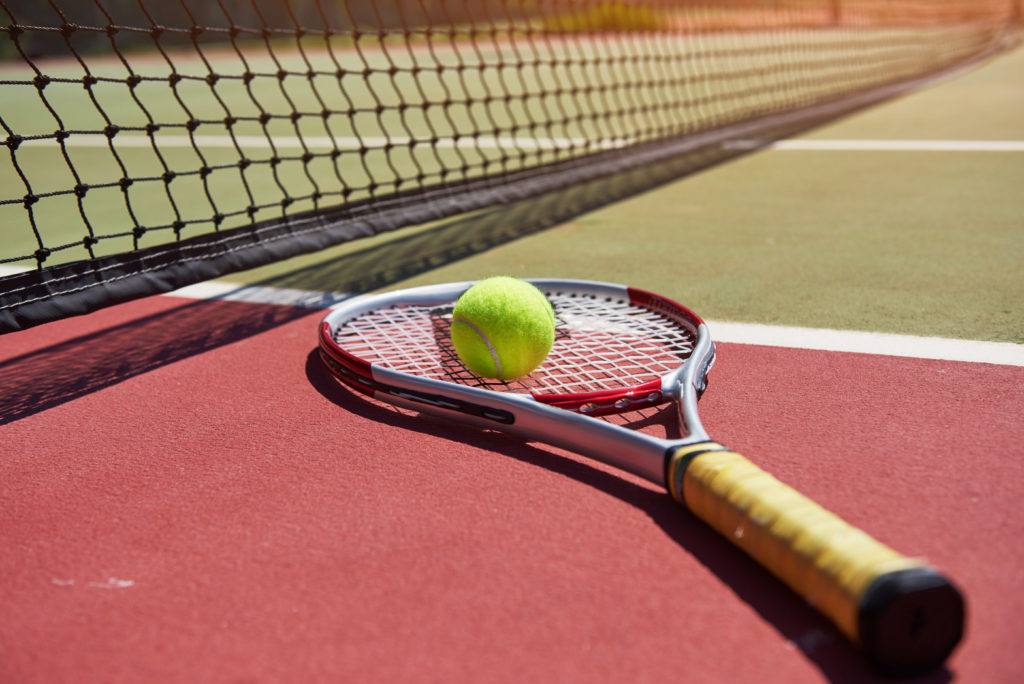Keeping your equipment ready is another important thing. Being prepared well before your tennis match keeps unnecessary stress away.