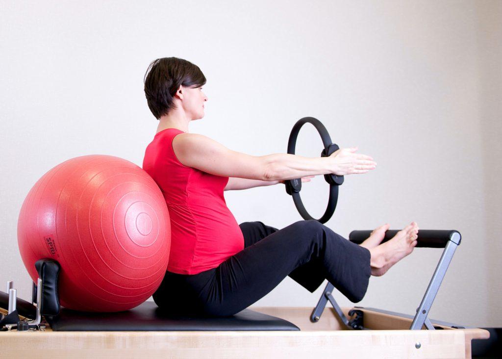 Reformer Pilates!