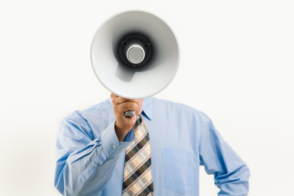 Singing/speaking too loudly will affect your vocal cords in a negative way.