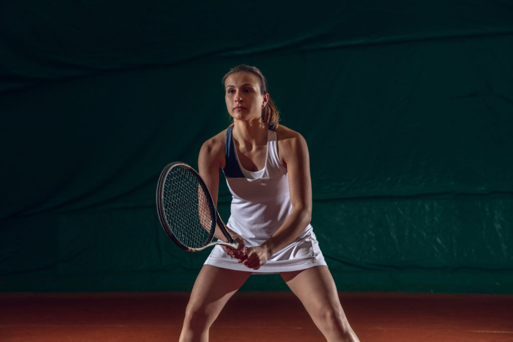 Tennis won't only burn calories, it has many other benefits.