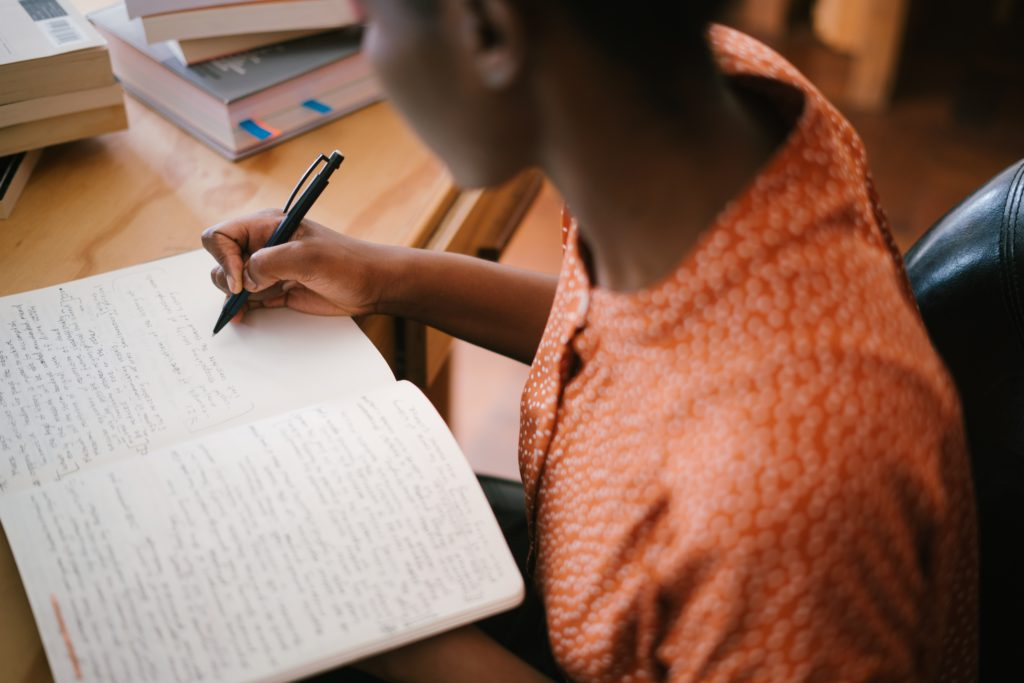 The ability to end your write up with a purpose is one of the things that make you an advanced writer.
